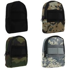 New Military Tactical Outdoor Travel Camping Hiking Utility Waist Belt Pouch Bag