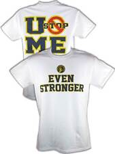 John Cena Kids U Can't Stop Me Boys White T-shirt
