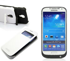 4500mAh Battery Case External Backup Power Bank For Samsung i9500 Galaxy S4 #BJ