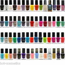 BUT 2 GET 2 FREE Barry M Nail Paint Polish Varnish 10ml - Choose your Type RARE