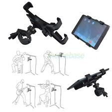 """Music Microphone Stand Mount Holder For 7-11"""" inches Andriod IOS Windows Tablet"""