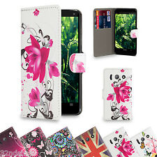 WALLET FLIP PU LEATHER CASE COVER For Huawei Ascend Y300  FREE SCREEN PROTECTOR