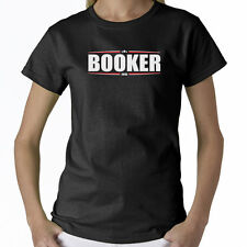 Cory Booker 2016 Womens T-Shirt (Stars & Stripes) - Ladies Tee S to 3XL