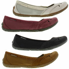 Merrell Whirl Glove Womens Shoes Slip-on Barefoot Life Flat Pumps Size UK 4 - 8