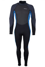 Mens Full Close Fit Neoprene Wetsuit for Swimming Surfing Water Skiing Kayaking