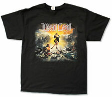 "MEAT LOAF ""H.C.T.B. COVER TOUR 2010 (GILFORD-RENO)"" BLACK T-SHIRT NEW OFFICIAL"