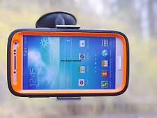 Car Windshield Mount Holder BY Using Otterbox Samsung Galaxy S2 Defender Case