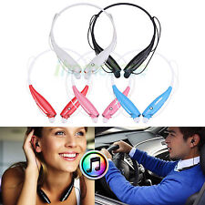 Wireless Bluetooth Sport Stereo Headset headphone for Samsung iPhone LG Sony HTC
