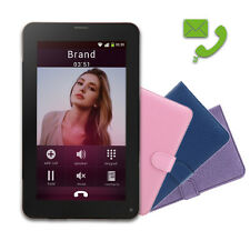 "iRulu 7"" Android 4.2 2G GSM Phone Tablet Dual Core 8G Bluetooth WiFi w/Keyboard"