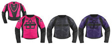 Icon Womens Overlord Type 1 Textile Jacket