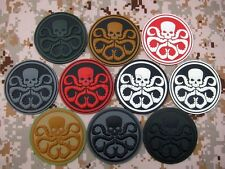 The Avengers The red skull Johann Schmid tactics morale 3D PVC Velcro Patch