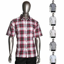 Lowrider - Old School Plaid Button Up OG Shirts - Authentic Lowrider Clothing