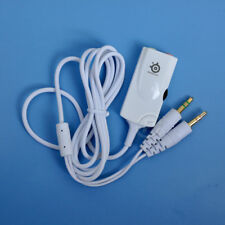 SteelSeries Siberia ICEMAT Headset Headphone Extension Cable with Volume Control