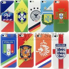 HOT!!! 2014 4 stars Germany National Team Case Cover for Apple iPhone 4 4S 5 5S