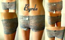 BYRDE French Lace lot PREMIUM FLORAL Knickers/ Briefs Range: Caprice