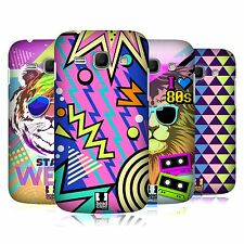 HEAD CASE BACK TO THE 80S SNAP-ON BACK COVER FOR SAMSUNG GALAXY ACE 3 S7270