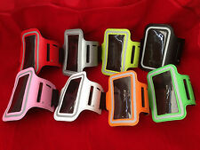 SPORTS RUNNING ARMBAND CASE COVER FOR IPHONE IPOD TOUCH 4 5 IPHONE 4S 4 5 5S 5C