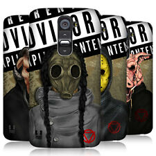 HEAD CASE MASK LAB SNAP-ON BACK COVER FOR LG G2 D802