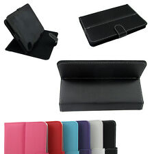 """New 7"""" And 9"""" Inch Pu Leather Stand Case For Android Tablet Pc"""