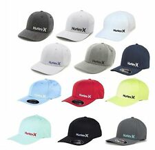 NEW Hurley Corp Texture One Flexfit Hat Cap