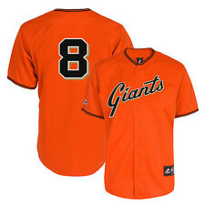 2014 Hunter Pence San Francisco Giants Alternate Orange Jersey - Men's