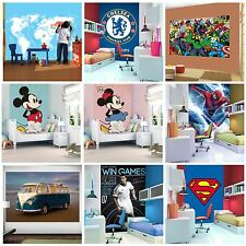 Large Wallpaper Decor Wall Murals – Disney, Football, Kids, Landscapes, Landmark
