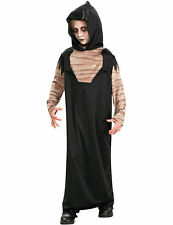 Child Unisex Egyptian Horror Mummy Halloween Fancy Dress Costume Robe