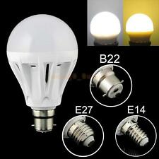 E14 E27 B22 LED Globe blub SMD blanc/Blanc chaud light ampoule lampe lumière new