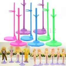 10Pcs Doll Toy Stand Support Prop Up Mannequin Model Display Holder For Barbie
