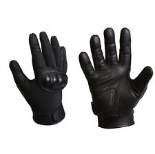 Rothco 3463 Cut Resistant Hard Knuckle Tactical Glove - Black