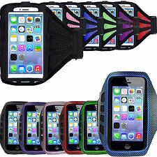 Premium Armband Running Jogging Sports Gym Case Cover For iPhone 5 5S 4 4S 3