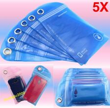 5Pcs Waterproof Bag Case Cover Swimming Beach Pouch For iPhone Mobile Hot Sale