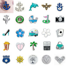 2014 New Floating Charms For Diy Living Memory Lockets Necklace Beacelet Gift