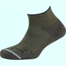 LORPEN Multisport Bike & Trail Coolmax FX Mini Socks Size: XL Sage  XMCF  2-Pack