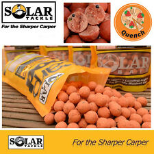 SOLAR QUENCH BOILIES PELLETS POP-UPS DIPS – FULL RANGE 11 14 18 22mm