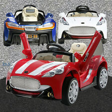 MASERATI KIDS RIDE ON CARS ELECTRIC CHILDRENS 12V BATTERY REMOTE CONTROL TOY CAR