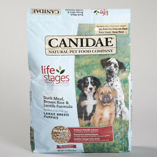 Canidae Life Stages Dry Large Breed Puppy with Duck Meal, Brown Rice and Lentils
