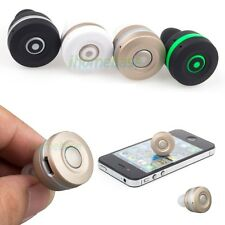 Wireless Bluetooth Headset Earphone for iphone 6 Plus 5s Samsung Note 4 Edge