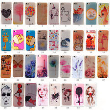 NEW Painted Pattern Hard Back Skin Phone Case Cover for Apple IPhone4 4S 5 5S