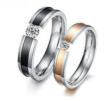 New Arrival Couple Stainless Steel Rings MY LOVE Wedding Bands Gifts GJ291