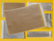 Clear Cello Standard Card Bags - Cellophane Display Bag for Cards & Envelopes