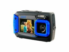 Coleman Duo2 20.0 MP Waterproof Digital Camera with Dual LCD Screen - 2V9WP