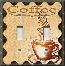 Switch Plates And Outlets - Cafe Coffee - Kitchen Home Decor