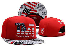 Popular Tmt Vintage Style Baseball Cap Snapback Hip-Hop Hats Adjustable Hats