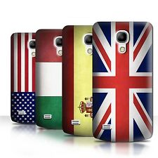 STUFF4 Back Case/Cover/Skin for Samsung Galaxy S4 Mini/Flags