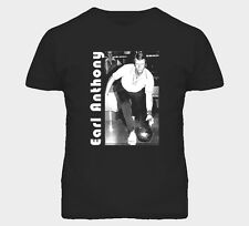 Earl Anthony Bowling Legend Bowler T Shirt Sizes Small to 5XL