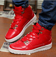 Fashion men street Dance breathable warmth comfortable  sneakers  boots shoe