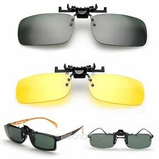 Polarized Clip-on Objektiv Sonnenbrille im Freien Brille Day Night Vision