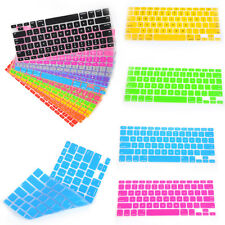 "Silicone Keyboard Skin Cover Film For Apple Macbook Pro Retina 13"" 15"" 17"""
