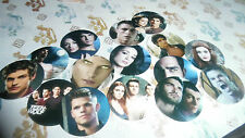 Pre Cut One Inch TEEN WOLF IMAGES!  Free Shipping in U,S.!